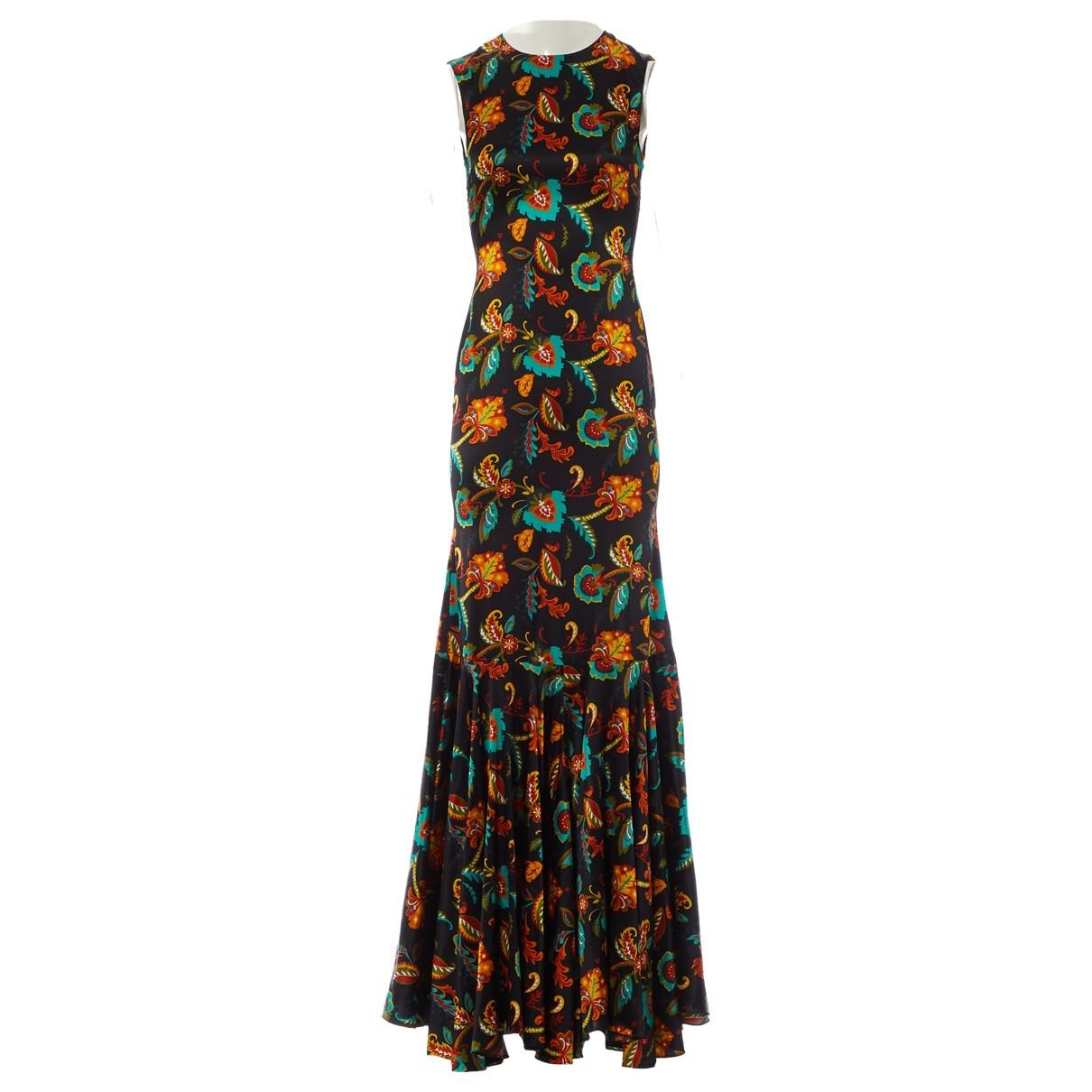 Caroline Constas \N Multicolour Silk dress for Women XS International