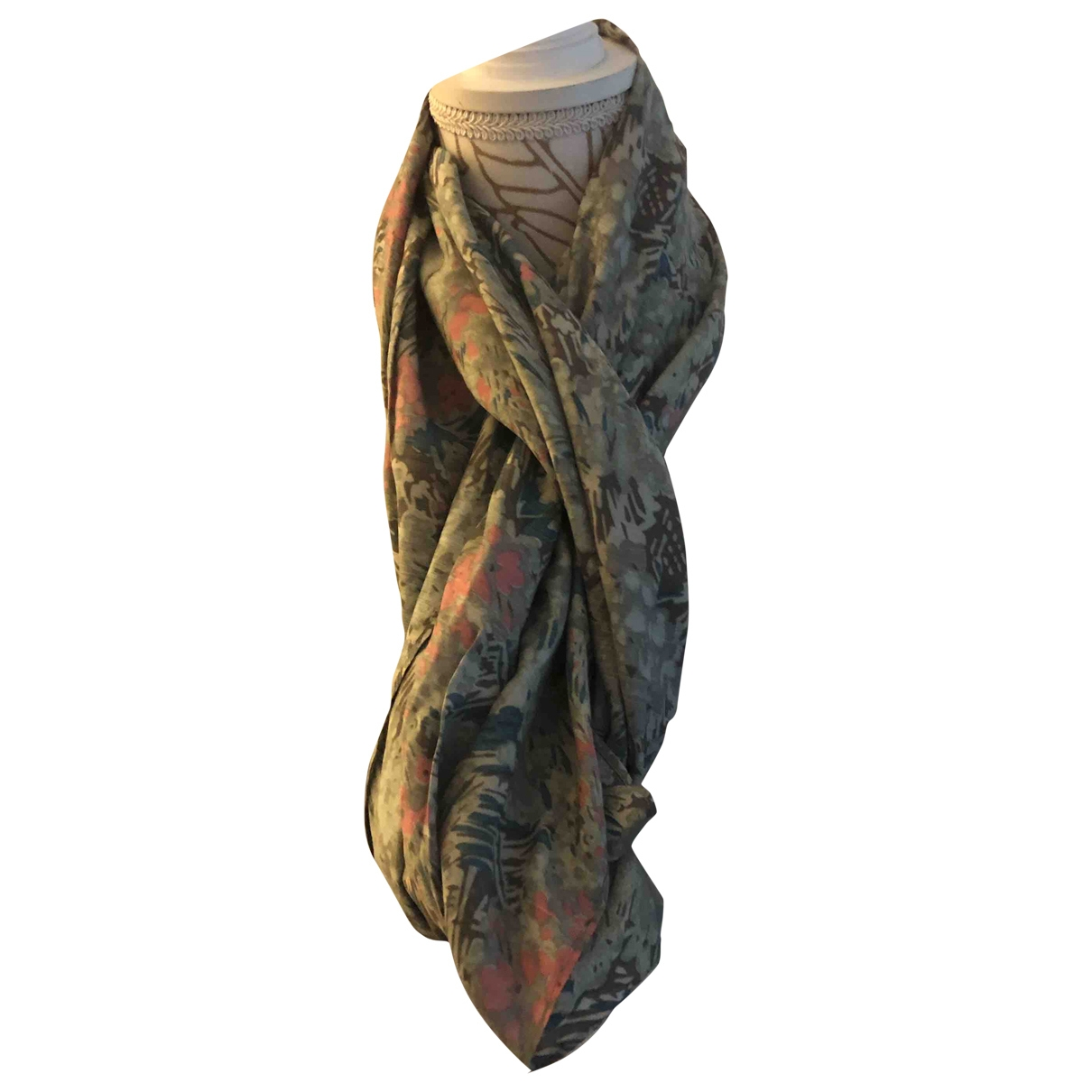 Pañuelo de Seda Comptoir Des Cotonniers