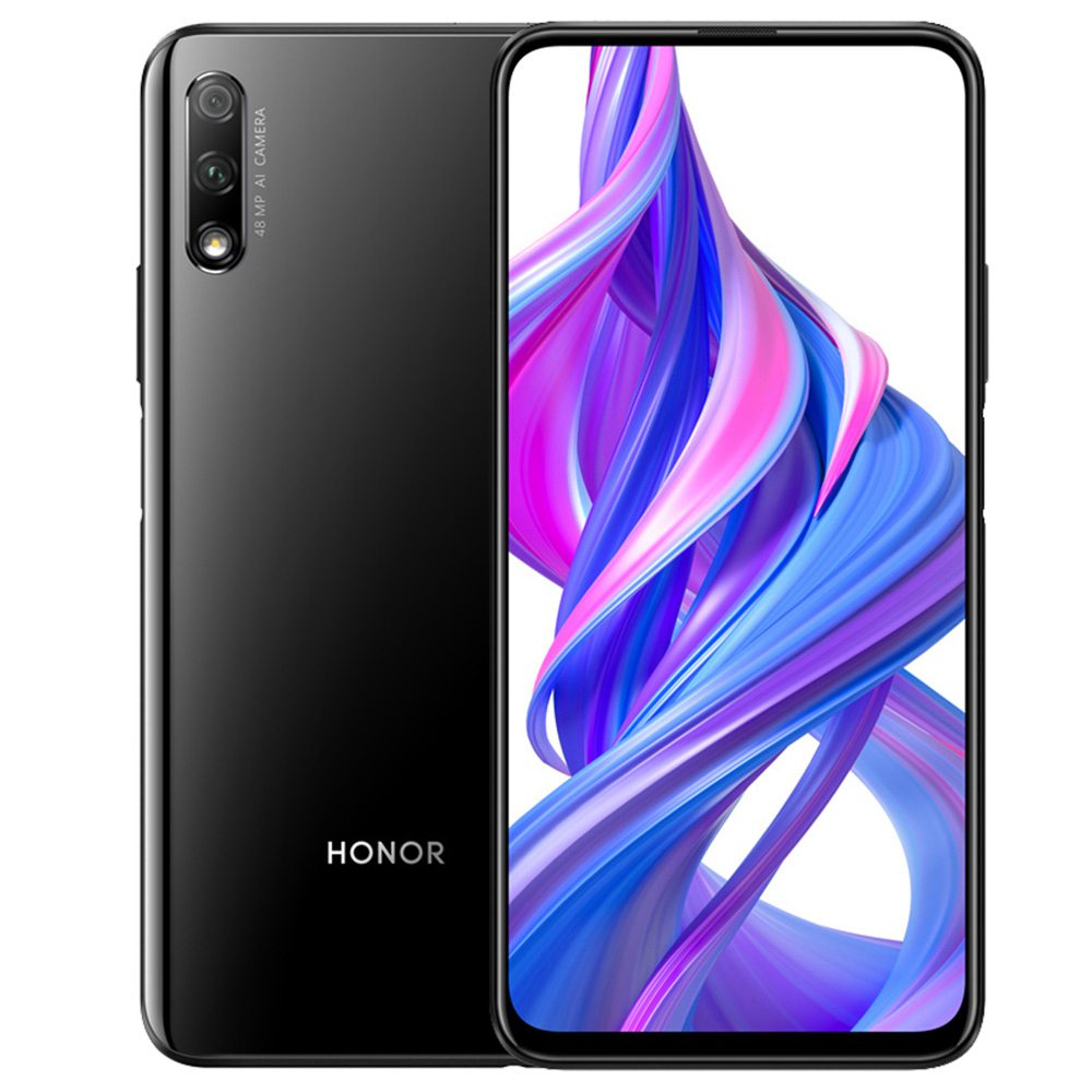 HUAWEI Honor 9X 6.59 Inch 4GB 64GB Smartphone Black