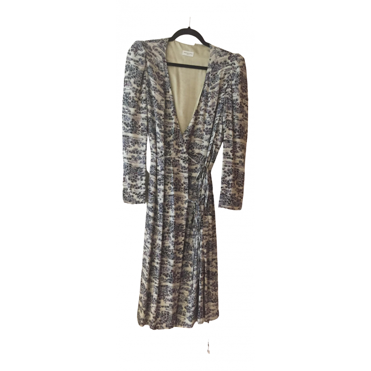 Dries Van Noten \N Multicolour dress for Women 38 FR