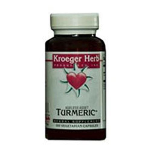 Turmeric 100 Vcap by Kroeger Herb