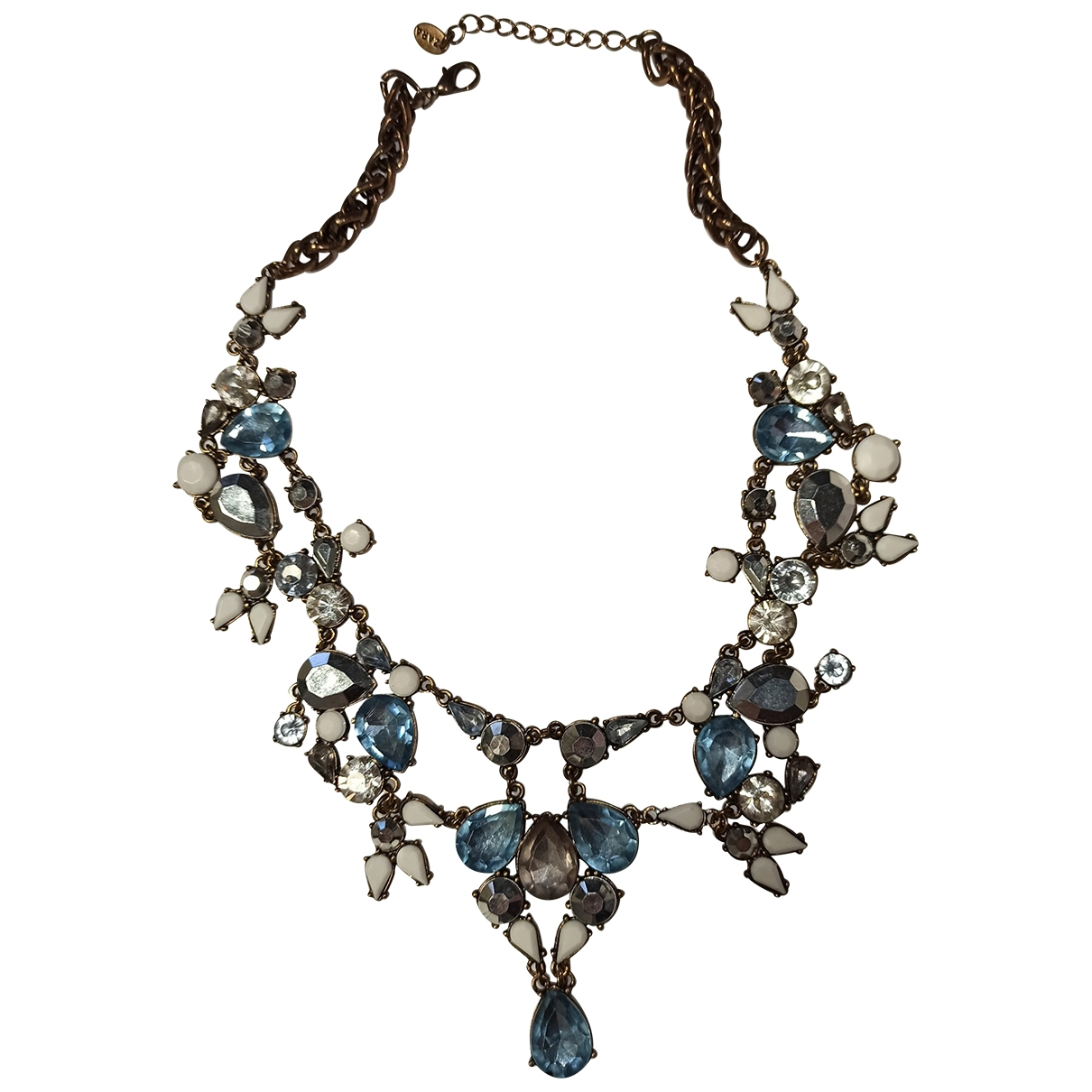 Zara \N Multicolour Glass necklace for Women \N