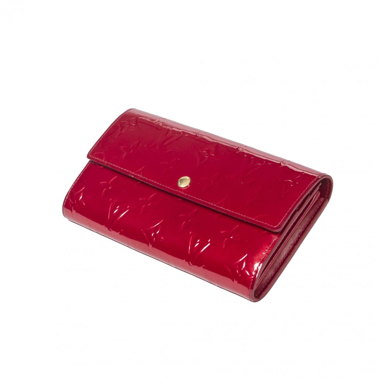 Louis Vuitton Sarah Patent leather wallet for Women \N