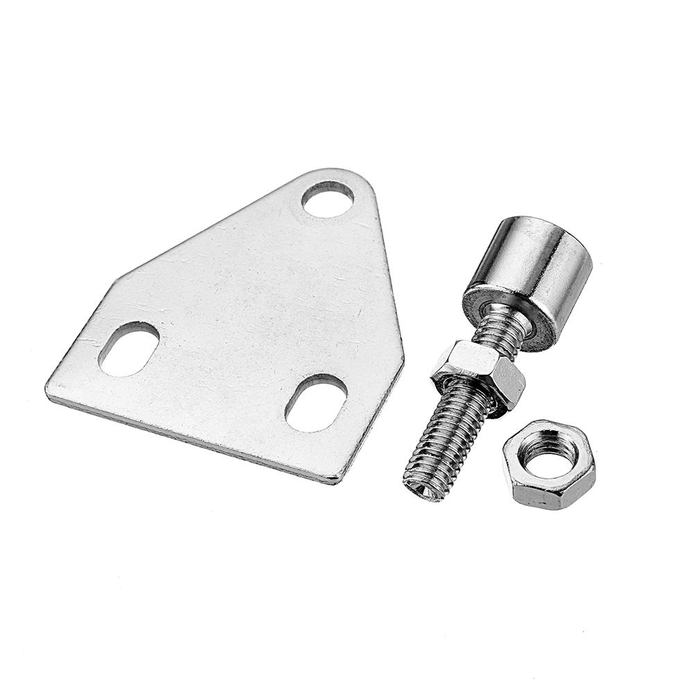 Magnetic Door Stopper Stainless Steel Door Suction Holder Connector for 30 40 Series Aluminum Extrusions