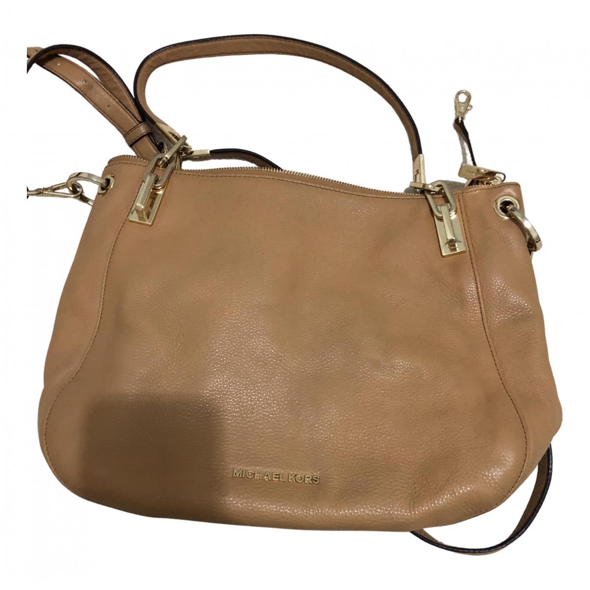 Michael Kors N Beige Leather handbag for Women N