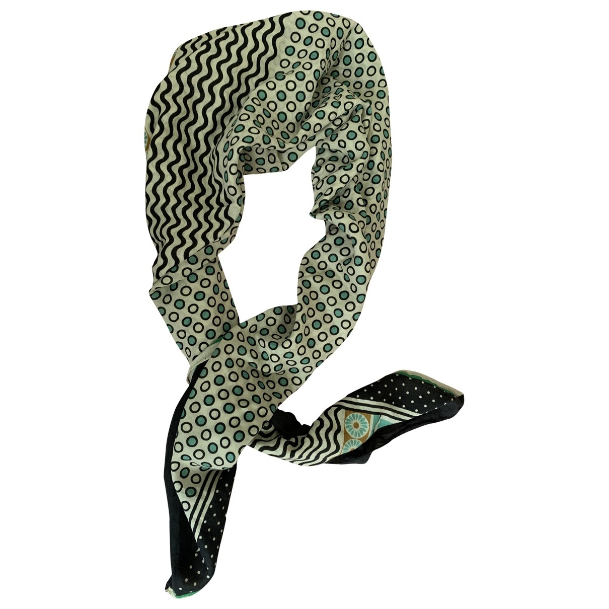 Marni \N Cotton scarf for Women \N