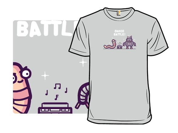 Dance Battle T Shirt