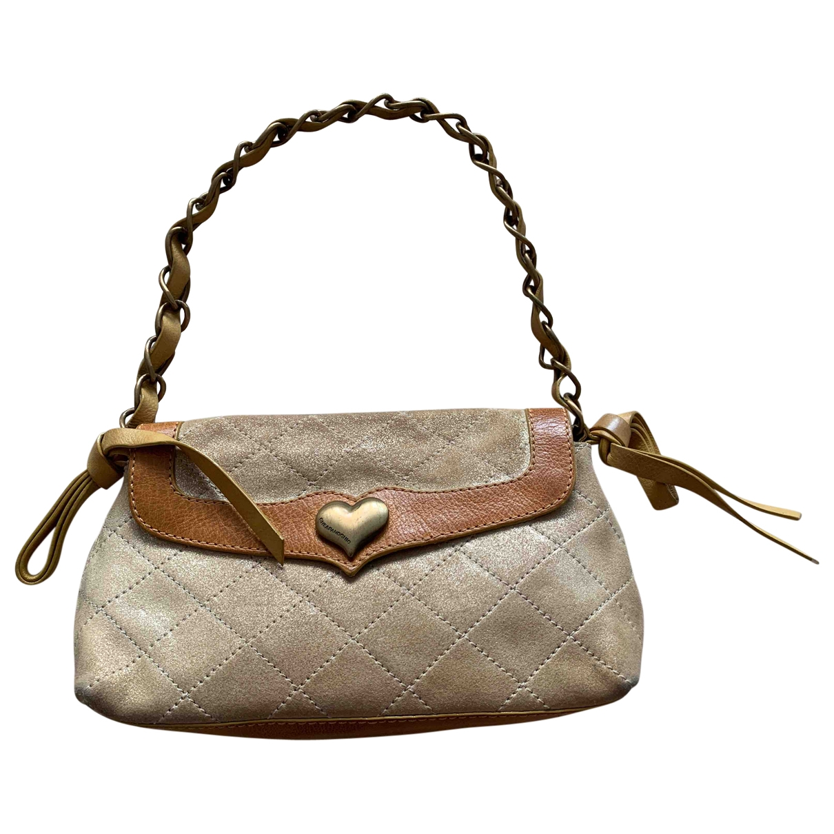 Moschino Cheap And Chic - Pochette   pour femme en suede