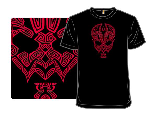 Sith Swirls T Shirt