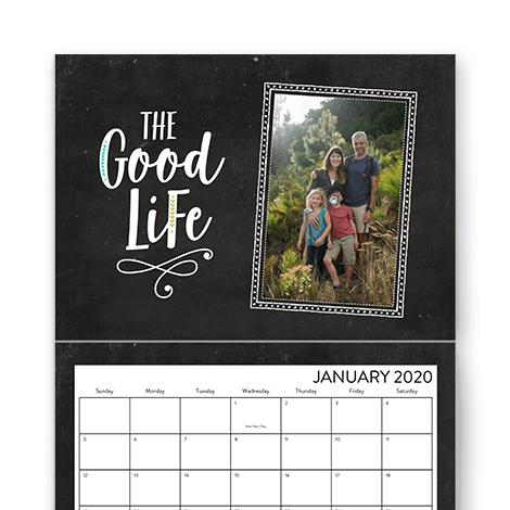 Premium Wall Calendar, 9x12, 13 Months, Calendars