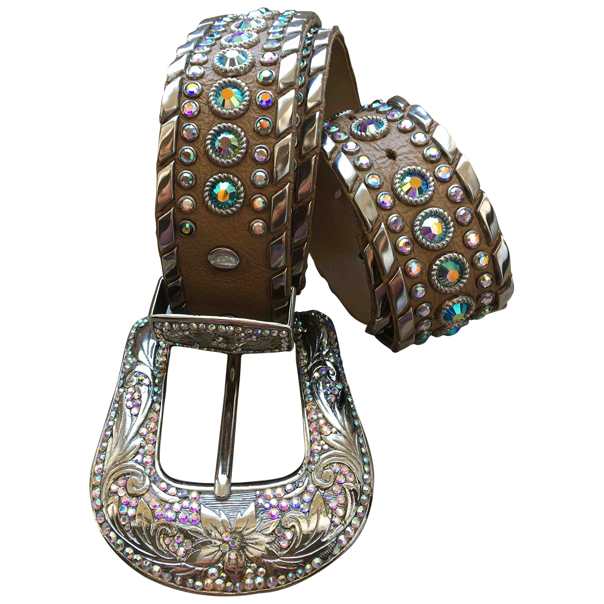 Non Signé / Unsigned \N belt for Women 90 cm