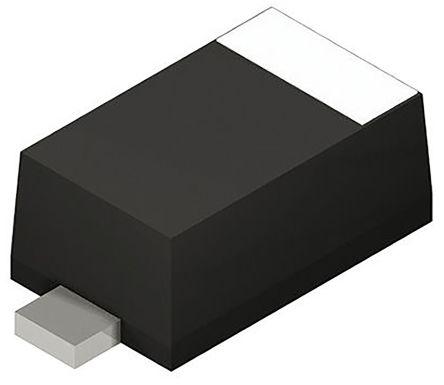 DiodesZetex Diodes Inc 40V 1A, Schottky Diode, 2-Pin SOD123F 1N5819HW1-7-F (50)