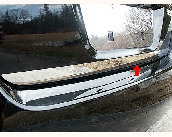Quality Automotive Accessories 1.5-Inch Width Rear Deck Trim Nissan Altima 2008
