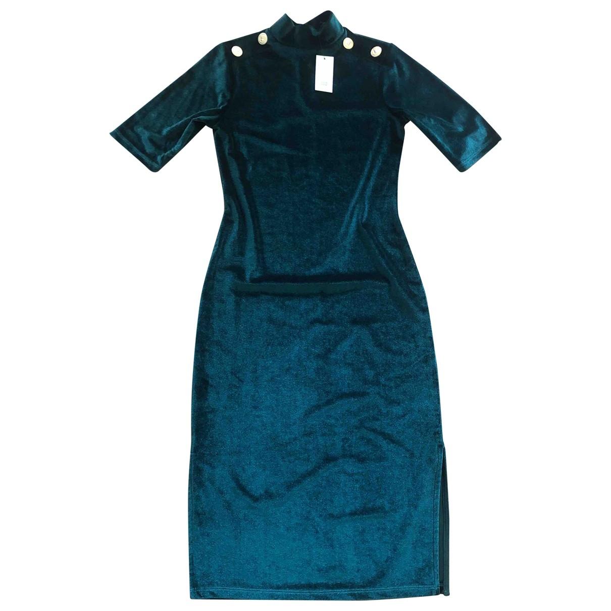 River Island - Robe   pour femme - vert