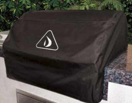 VCBQ38-C Vinyl Grill Cover for 38
