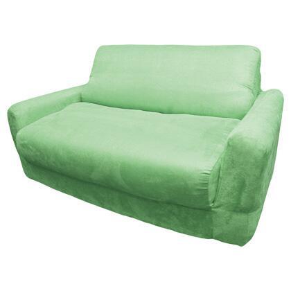 10205 Sofa Sleeper Lime Green Micro