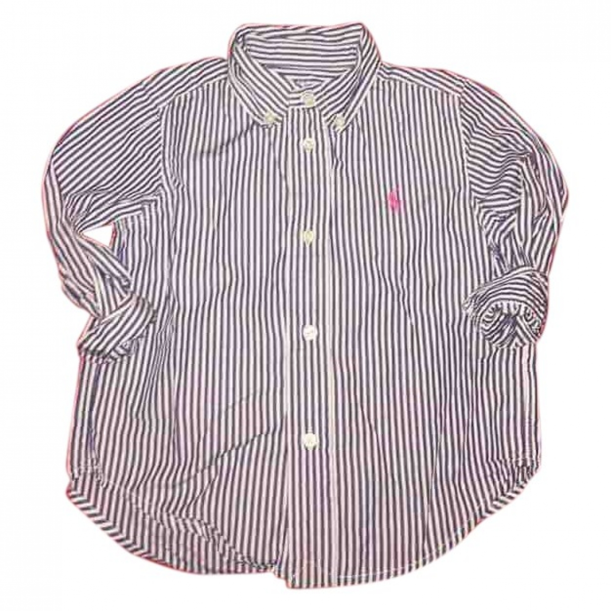 Ralph Lauren \N Pullover, StrickJacke in  Weiss Polyester