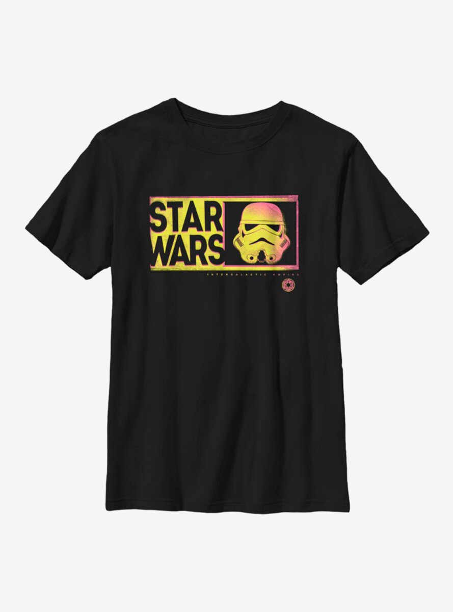 Star Wars Trooper Pop Youth T-Shirt