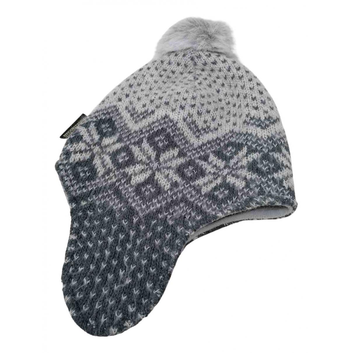 Napapijri - Chapeau   pour femme en laine - multicolore