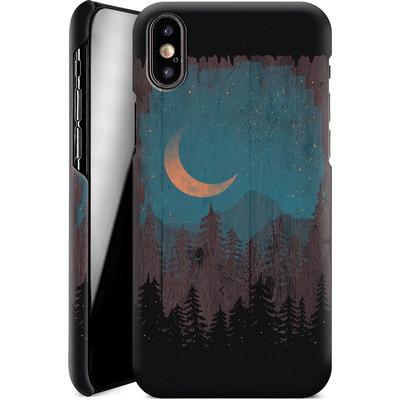 Apple iPhone X Smartphone Huelle - Those Summer Nights von ND Tank