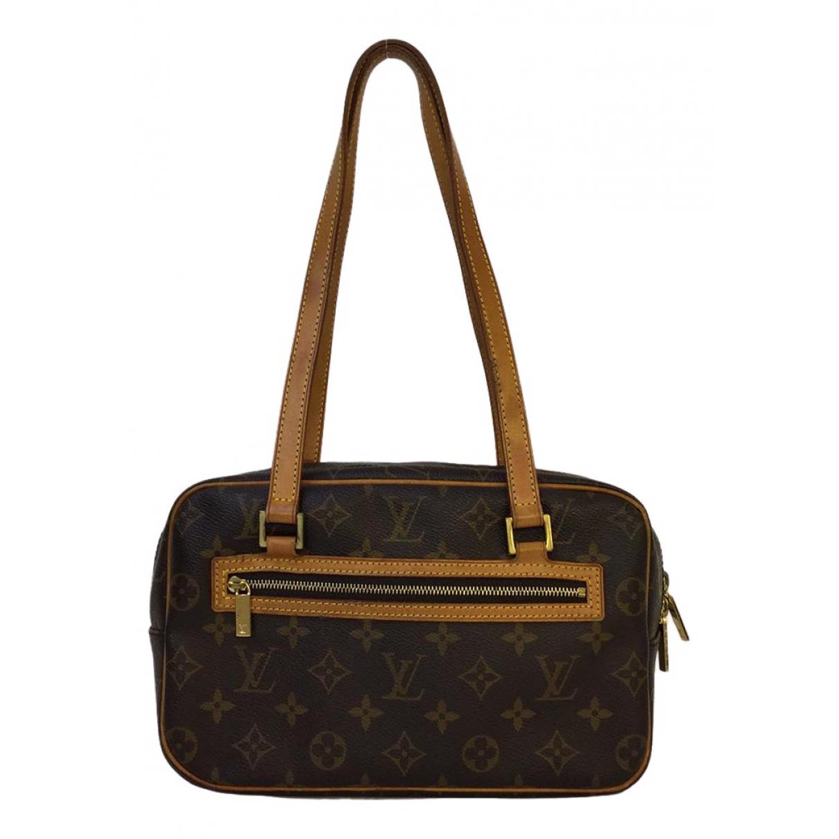 Bandolera Cite  de Lona Louis Vuitton