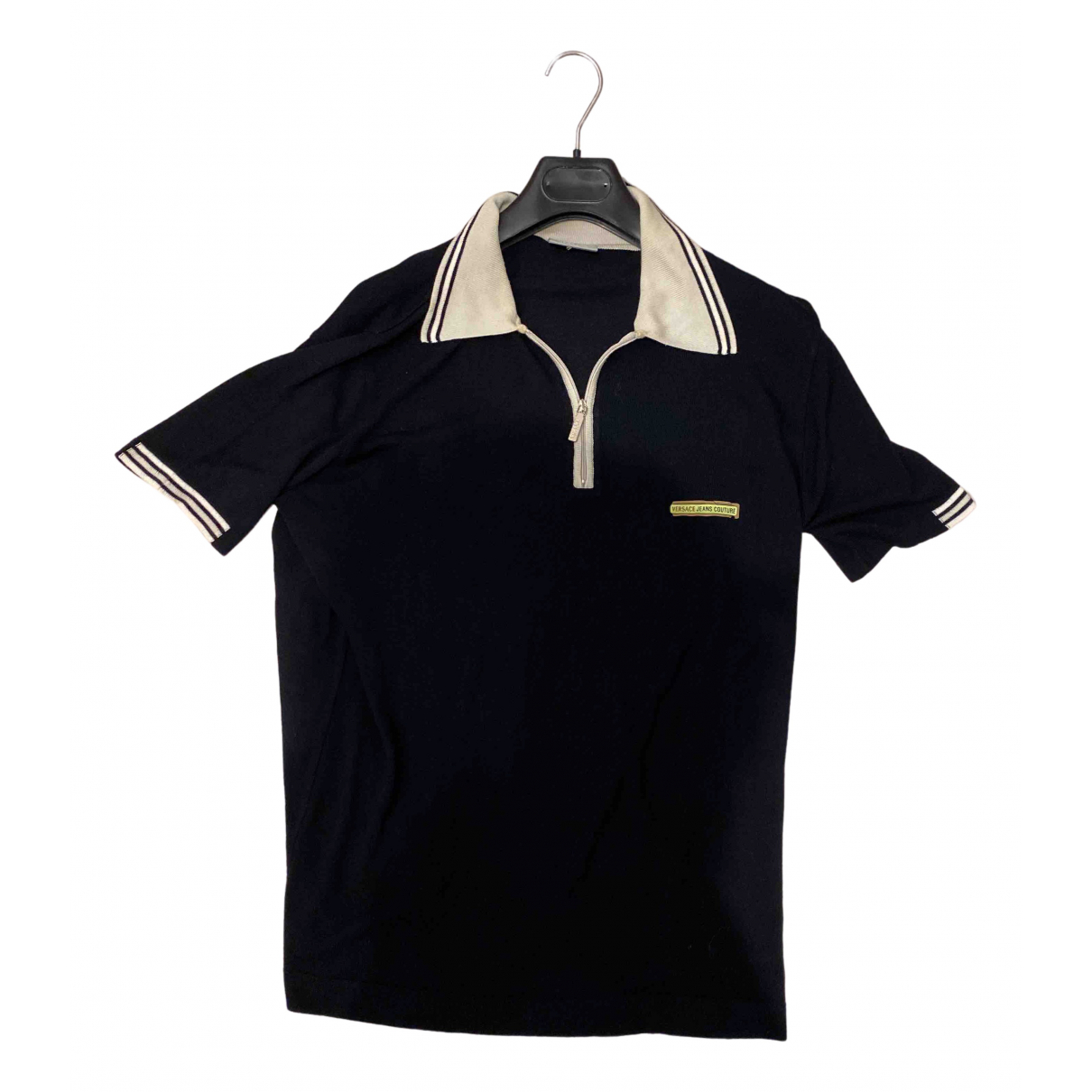 Versace Jeans \N Black Polo shirts for Men L International