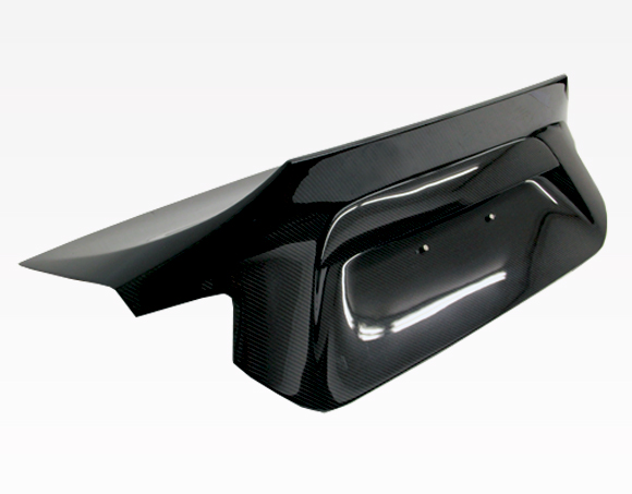 VIS Racing 13SNFRS2DSS-020C SS Style Carbon Fiber Trunk Scion FRS 13-17