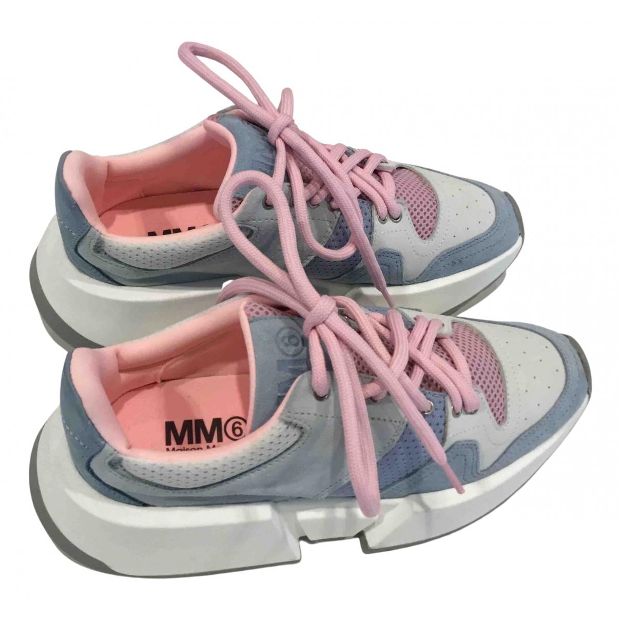 Mm6 - Baskets   pour femme - rose