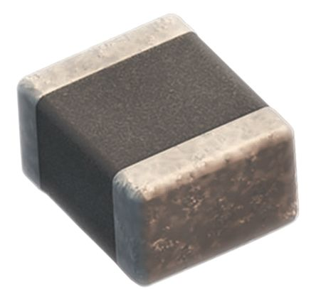 Wurth Elektronik 0603 (1608M) 3.3nF Multilayer Ceramic Capacitor MLCC 16V dc ±10% SMD 885012206037 (100)