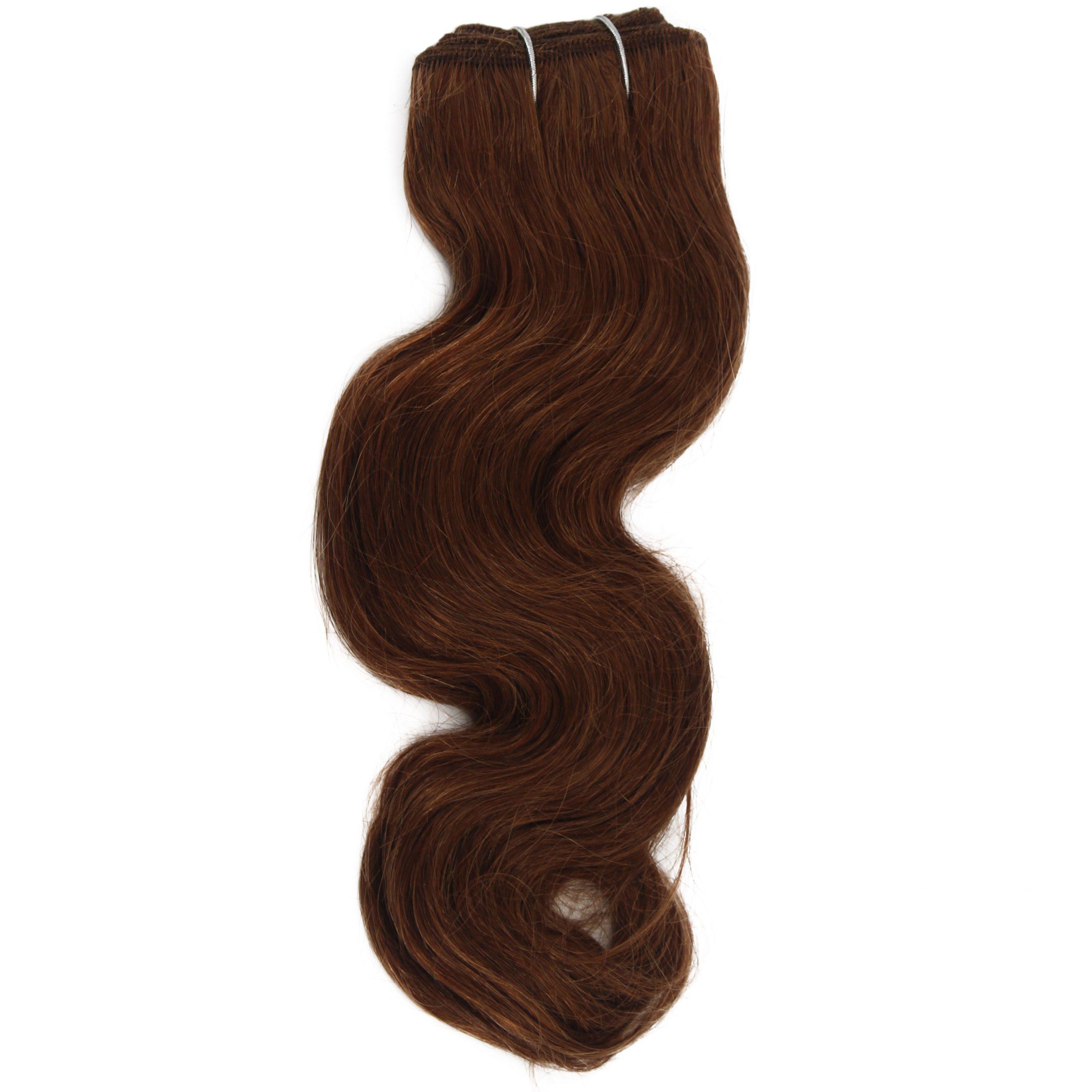 BODY WAVE 100% HUMAN HAIR 8 Inch - 30