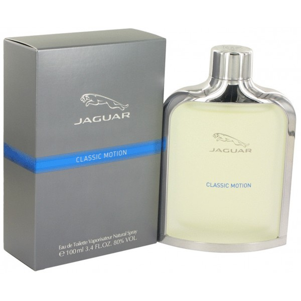 Jaguar Classic Motion - Jaguar Eau de Toilette Spray 100 ML