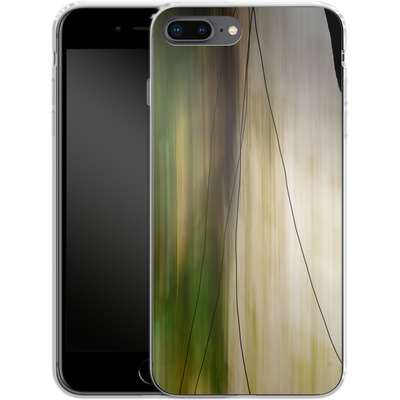 Apple iPhone 7 Plus Silikon Handyhuelle - Breathe von Joy StClaire