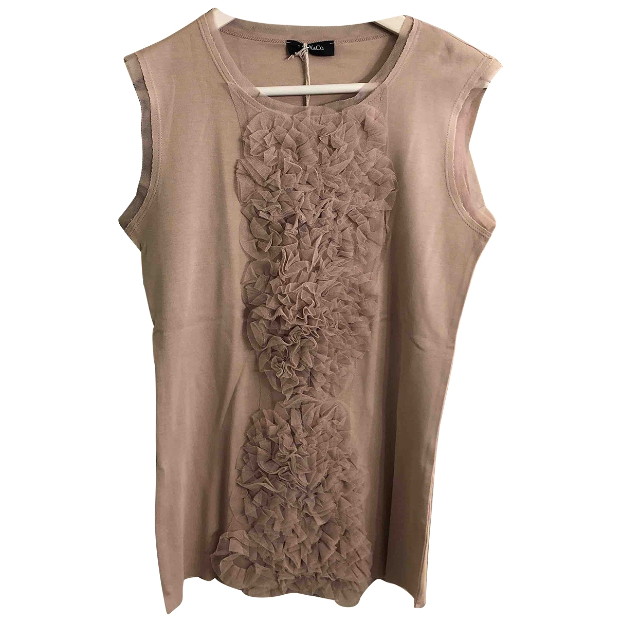 Max & Co \N Pink  top for Women S International
