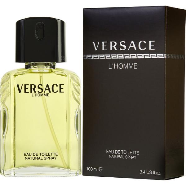Versace LHomme - Versace Eau de Toilette Spray 100 ML