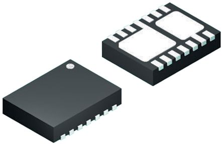 Analog Devices , LT3980IDE#PBF DC-DC Converter, 1-Channel 2A Adjustable 14-Pin, DFN