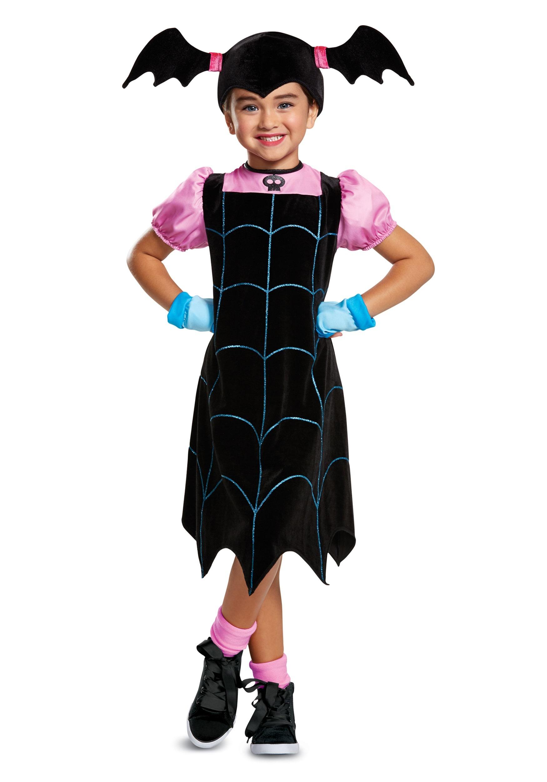 Disney Vampirina Classic Costume for Girls
