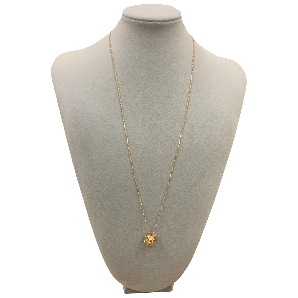 Chaumet \N Pink gold necklace for Women \N