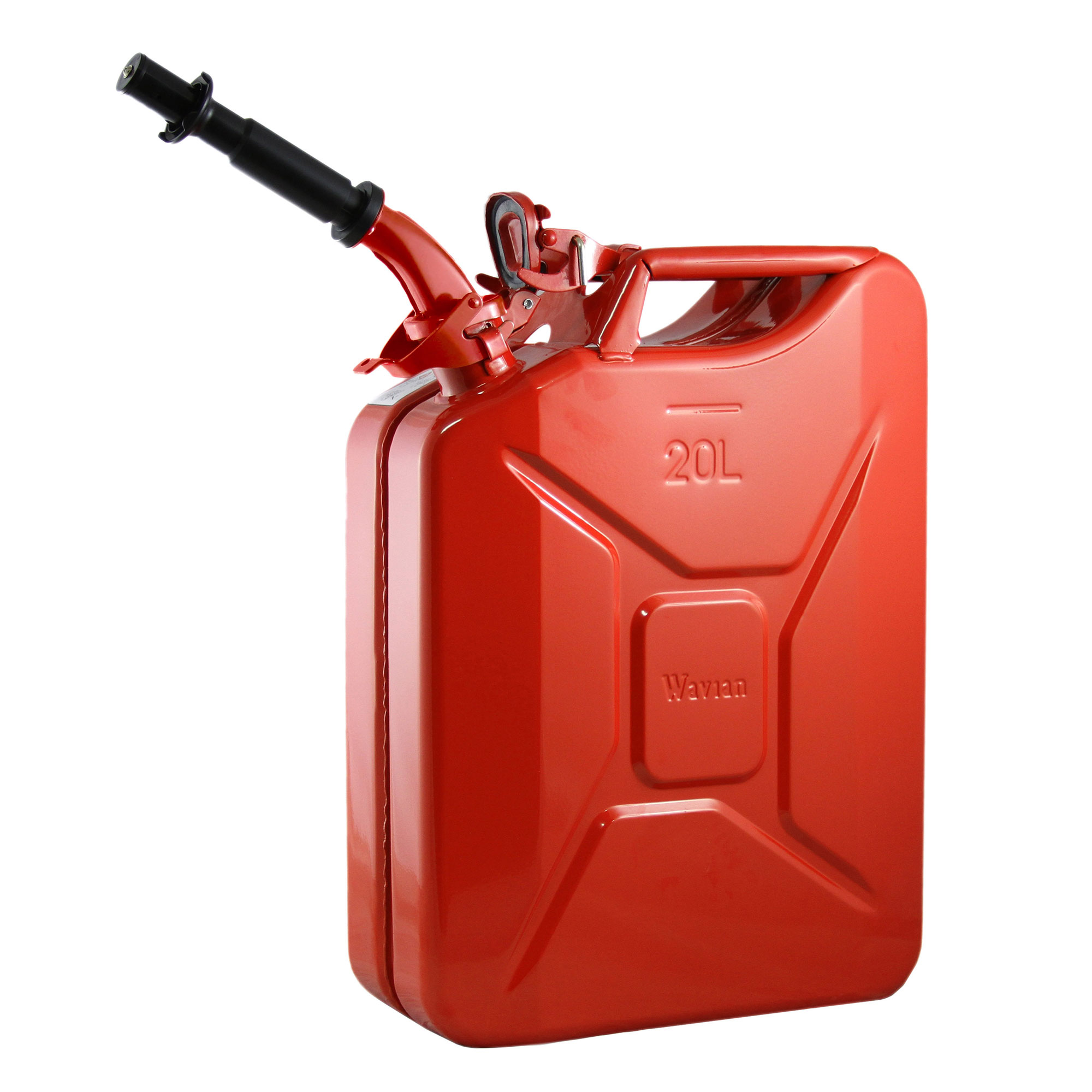 Gas Can 20 liter Red