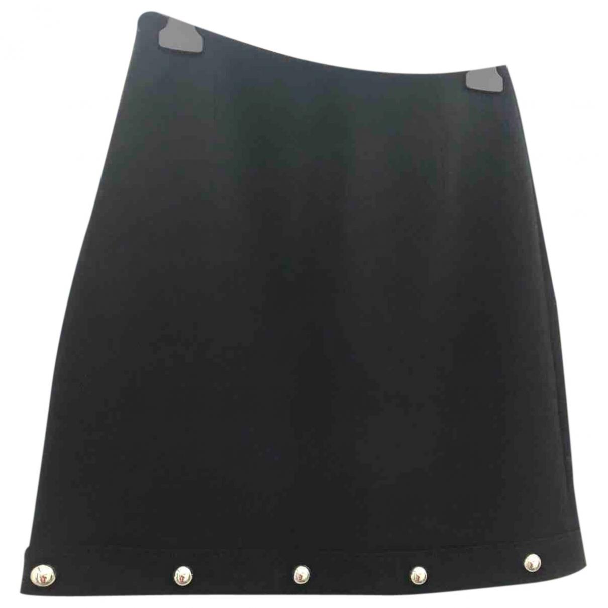 Claudie Pierlot Spring Summer 2020 Black skirt for Women 36 FR