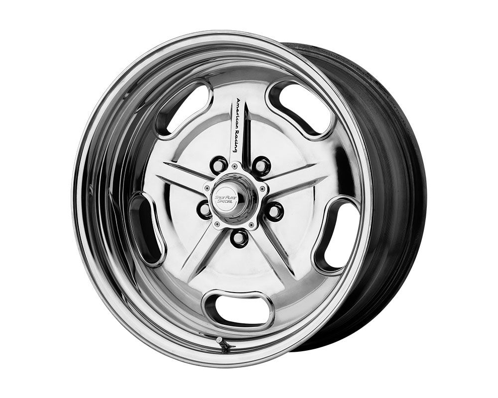 American Racing VN471 Salt Flat Special Wheel 15x6 Blank +0mm Polished