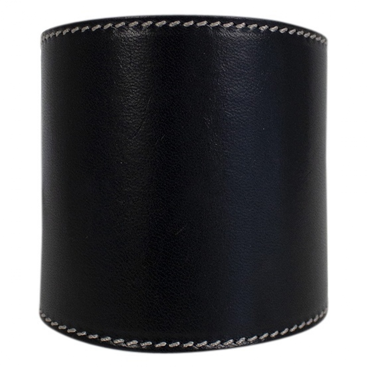 Tom Ford - Bracelet   pour femme en cuir - noir