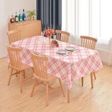 Tischset mit Plaid Muster