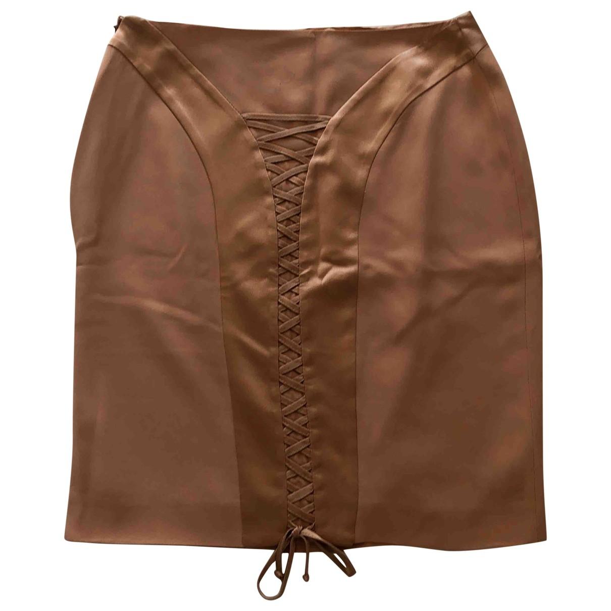 Luca Luca \N Pink skirt for Women 40 IT