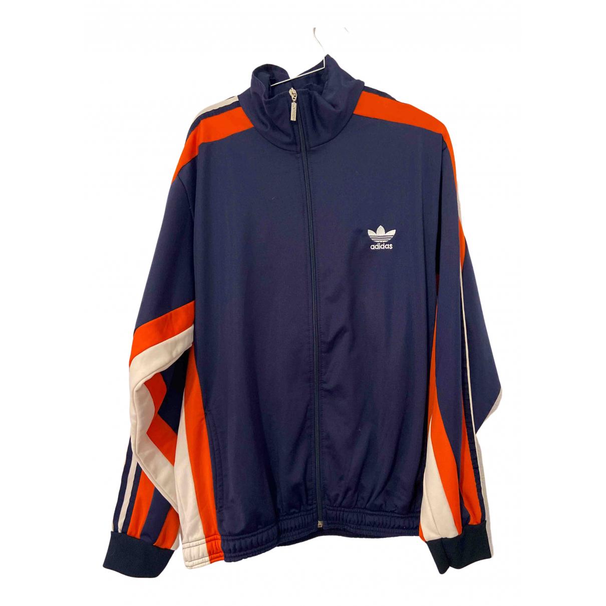 Adidas N Blue Knitwear & Sweatshirts for Men L International