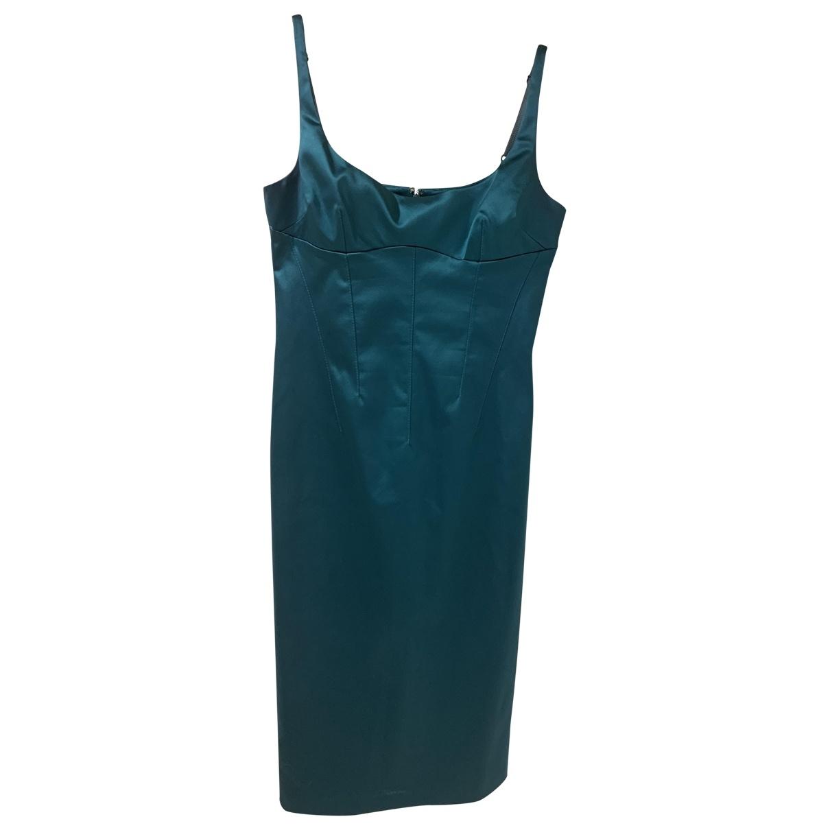 D&g - Robe   pour femme - turquoise