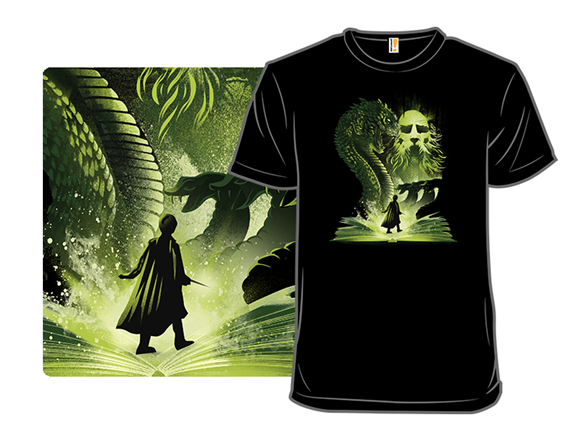 The 2nd Book Of Magic T Shirt