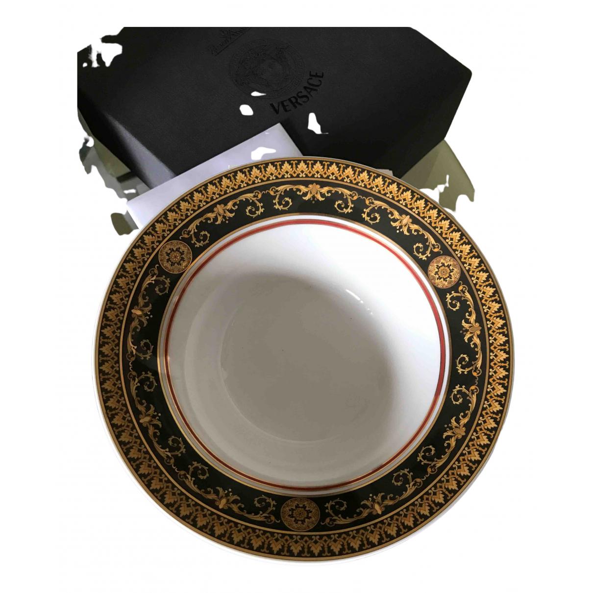 Objeto de decoracion de Porcelana Versace