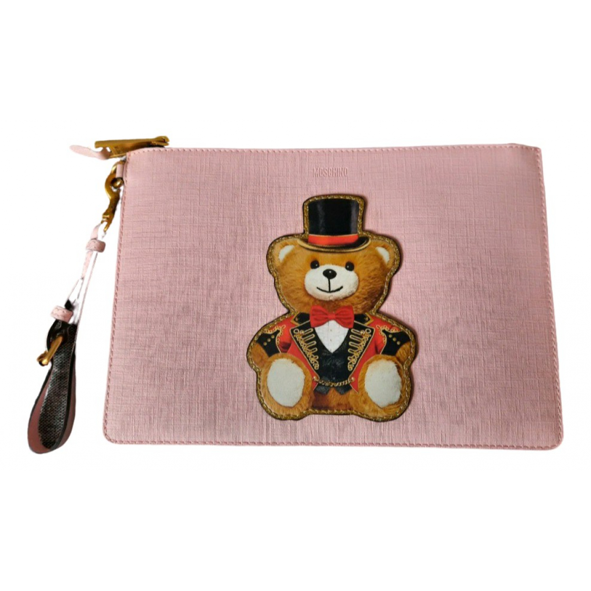 Moschino \N Pink Clutch bag for Women \N