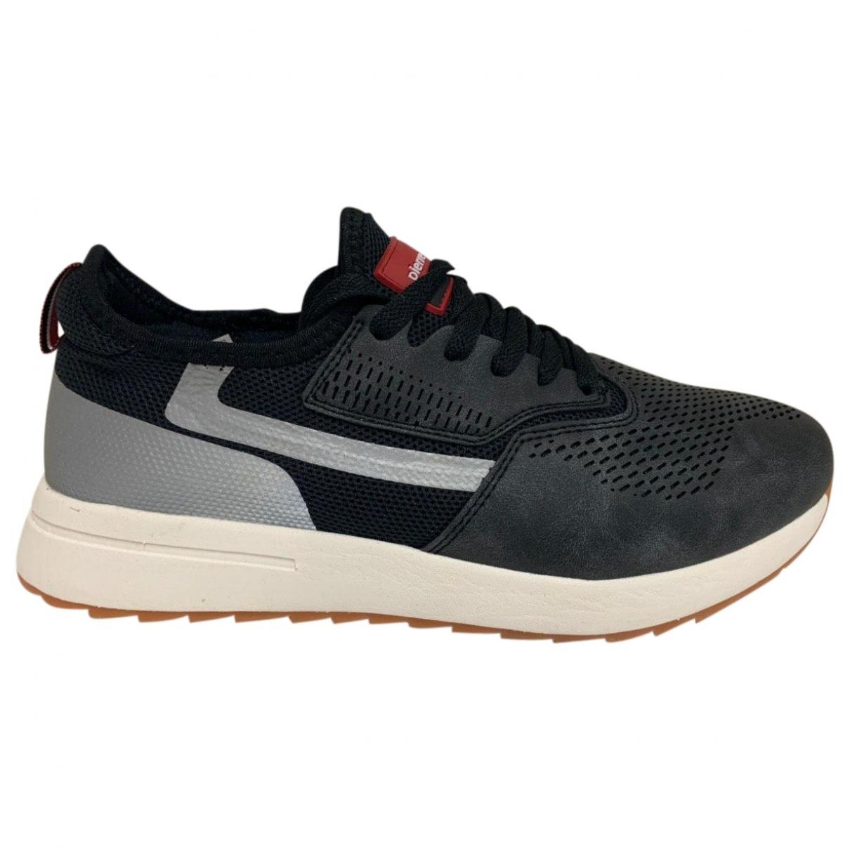 Pierre Cardin \N Sneakers Schwarz