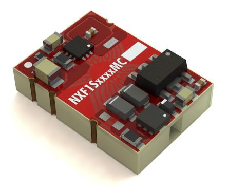 Murata NXF1 1W Isolated DC-DC Converter Surface Mount, Voltage in 4.75 → 5.25 V dc, Voltage out 5V dc